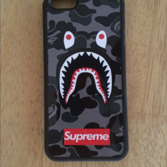 buy popular 54e5f 73ccf Bape Supreme iPhone 6s Case